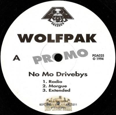 Wolfpak - No Mo Drivebys