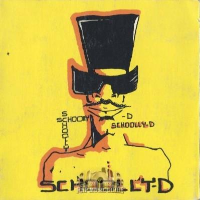 Schoolly D - The Adventures Of Schoolly-D