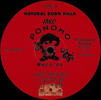 Jako - Natural Born Killa