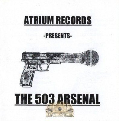 Atrium Records Presents - The 503 Arsenal