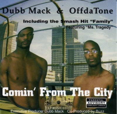 Dubb Mack & Offda Tone - Comin' From The City