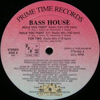 Bass House - Hold You Tight