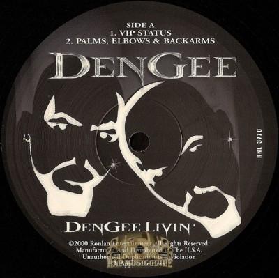 DenGee - DenGee Livin' EP