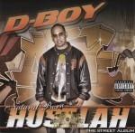 D-Boy - Natural Born Hustlah