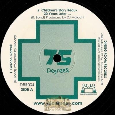75 Degrees - Gordon Gartrell