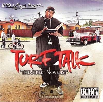 Turf Talk - The Street Novelist