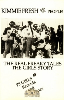 Kimmie Fresh - The Real Freaky Tales: The Girls Story