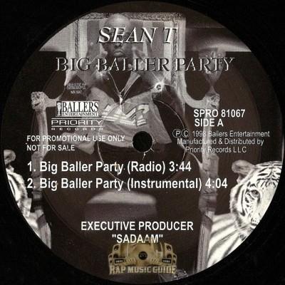 Sean T - Big Baller Party