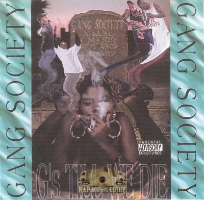 Gang Society - G's Till We Die