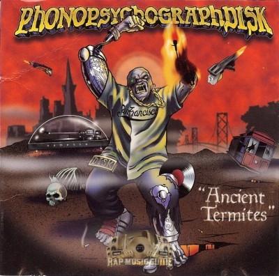 PhonosycographDisk - Ancient Termites