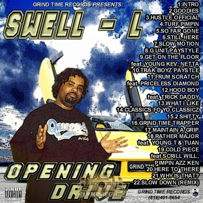 Swell-L - Opening Drive