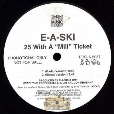 E-A-Ski - 25 With A