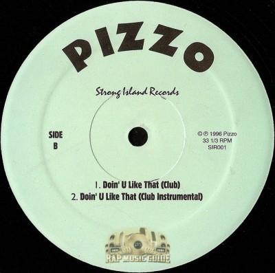 Pizzo - Doin' U Like That