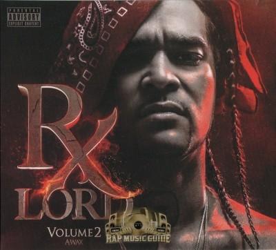 A-Wax - Rx Lord Volume 2