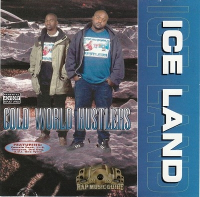 Cold World Hustlers - Ice Land