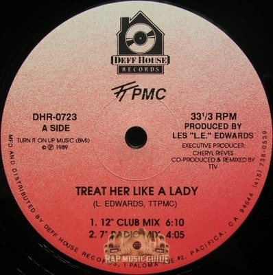 TT PMC - Treat Her Like A Lady
