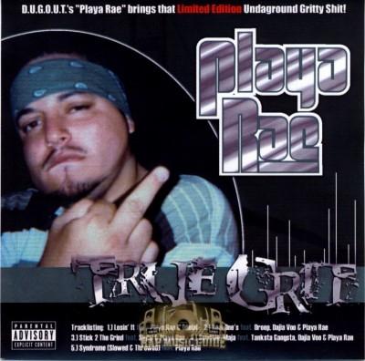 Playa Rae - True Grit EP