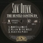San Quinn - The Hustle Continues