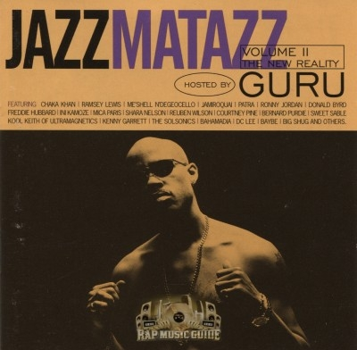 Guru - Jazzmatazz Volume II The New Reality