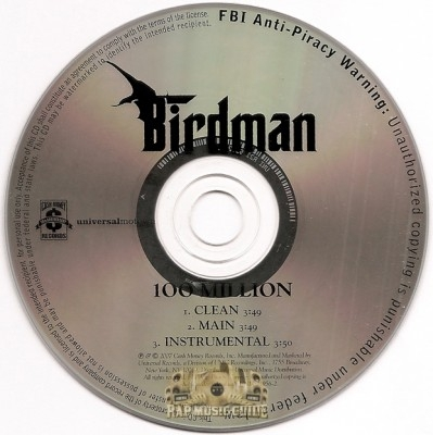 Birdman - 100 Million