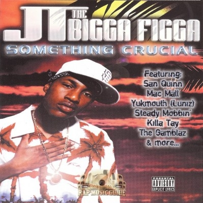 JT The Bigga Figga - Something Crucial