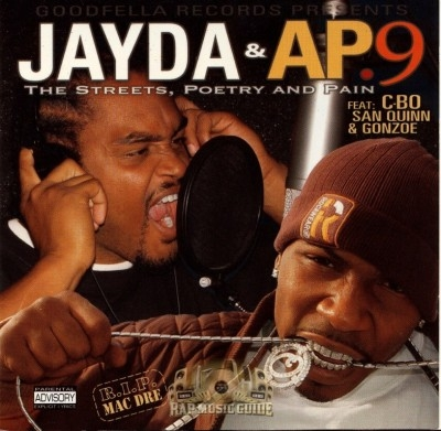 Jayda & AP.9 - The Streets, Poetry & Pain