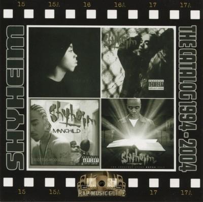 Shyheim - The Catalog 1994-2004