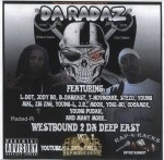 Da Radaz - Westbound 2 Da Deep East Vol. 2