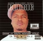 Bookie - Doing It South Western Style Da Mix Tape Vol. 2