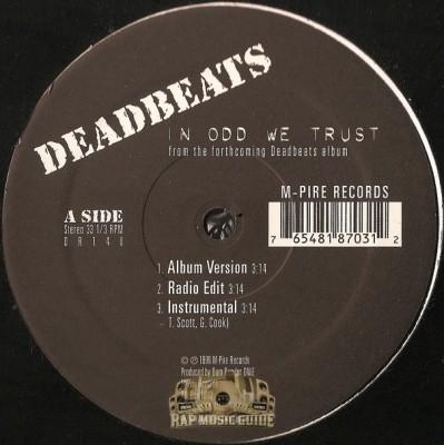 Deadbeats - In Odd We Trust