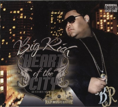 Big Rich - Heart Of The City