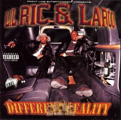 Lil Ric & Laroo - Different Reality