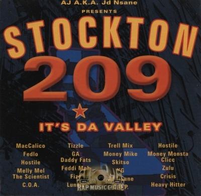 Stockton 209 - It's Da Valley