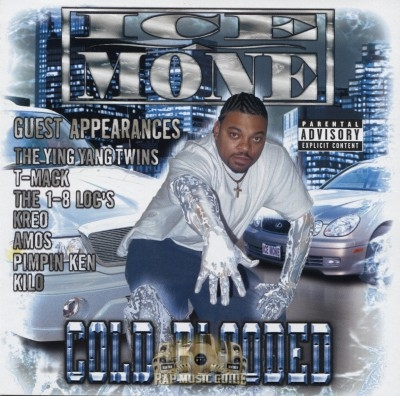 Ice Mone - Cold Blooded