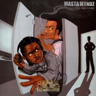 Masta Myndz - The Epitome