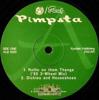 Pimpsta - Rollin On Them Thangs