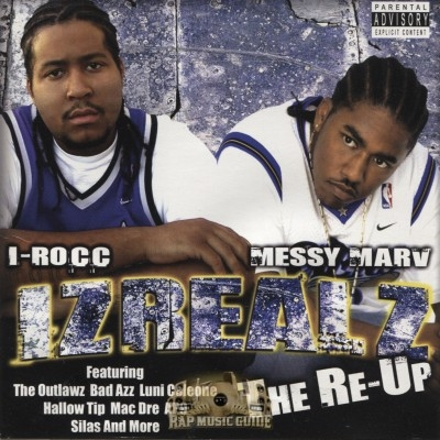 The Izrealz - The Re-Up