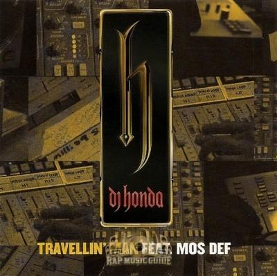 DJ Honda - Travellin' Man