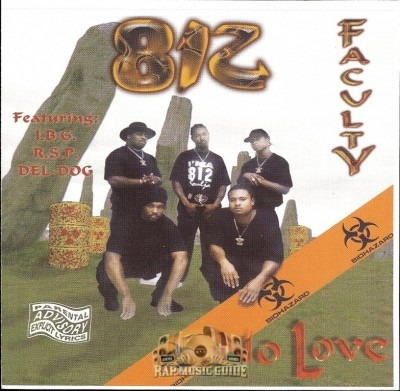 812 Faculty - No Love