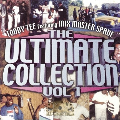 Toddy Tee - The Ultimate Collection Vol. 1