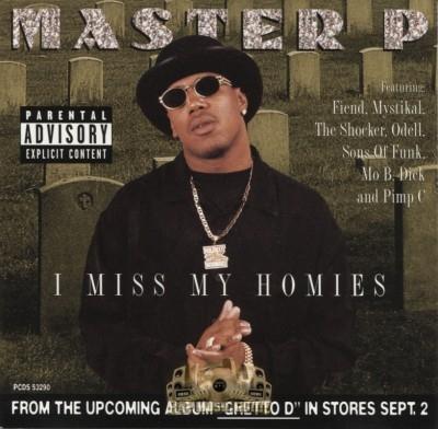 Master P - I Miss My Homies