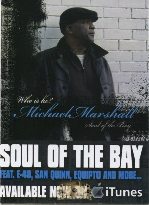 Michael Marshall - Soul Of The Bay