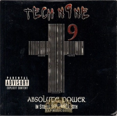 Tech N9ne - Absolute Power (Sampler)