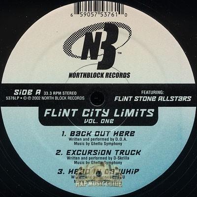Flint City Allstars - Flint City Limits Vol. One