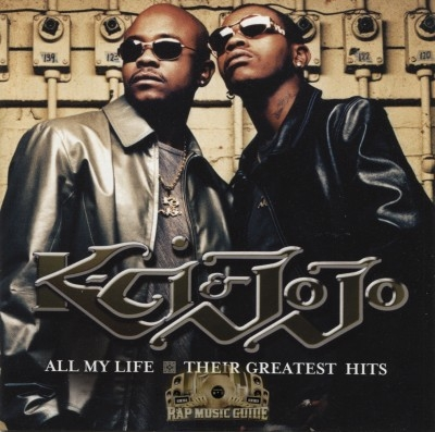 K-Ci & JoJo - All My Life Their Greatest Hits