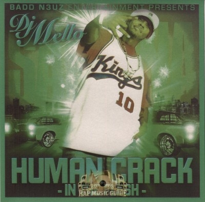 Juelz Santana - Human Crack In The Flesh
