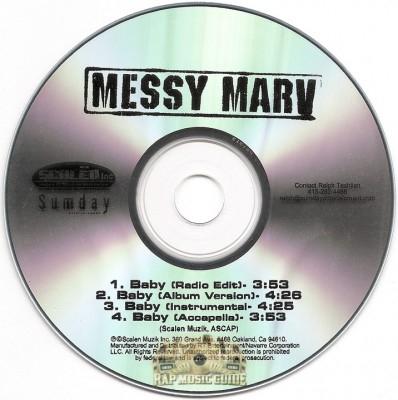Messy Marv - Baby