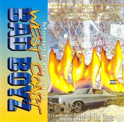 West Coast Bad Boyz - Anotha Level Of The Game