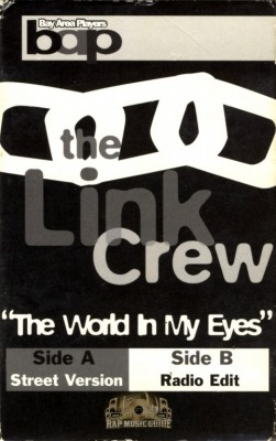 The Link Crew - The World In My Eyes