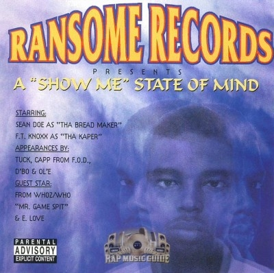 Ransome Records Presents - A